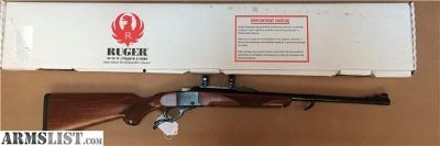 """For Sale: Ruger No.1-S 460 S&W Magnum 22"""""""