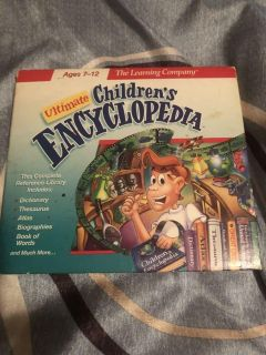 Encyclopedia for the computer