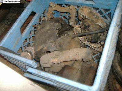 VW Brake caliper cores starters alternators