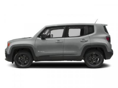 2018 Jeep Renegade Altitude (Glacier Metallic)