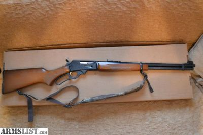 For Sale: Marlin 336W for sale or trade