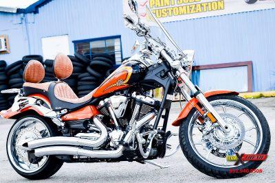 2012 Yamaha Raider SCL Cruiser Motorcycles Houston, TX