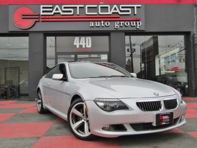 2008 BMW 6-Series 650i (Silverstone Metallic)
