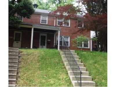 3 Bed 1 Bath Foreclosure Property in Baltimore, MD 21239 - Stonewood Rd