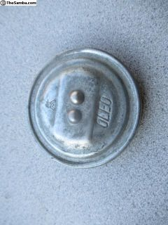 Porsche 356 ? Oil Filler Cap #6 C#107