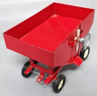 Metal Model - ERTL International I-923 Hopper Trailer/ Detail Working Hopper