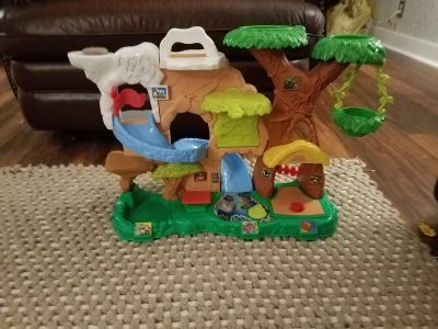 Fisher Price Little People Zoo Talkers Zoo Only