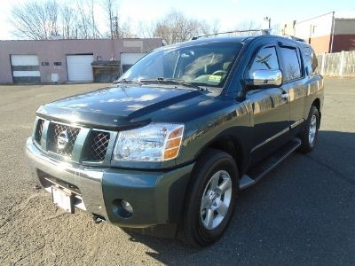 2004 Nissan Armada SE 4WD 5-Speed Automatic
