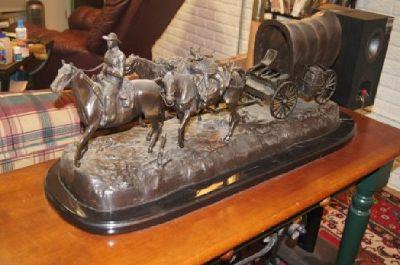 Bronze figures for sale