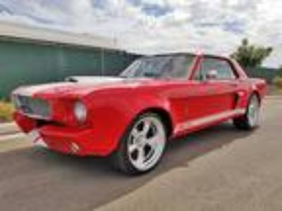 1966 Ford Mustang Wide Body Shelby GT350 Cobra Tribute