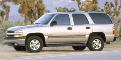 2005 Chevrolet Tahoe Base (Silver Birch Metallic)