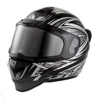 Buy POLARIS SILVER AF-2.0 SNOWMOBILE HELMET 2862053_ motorcycle in Kaukauna, Wisconsin, US, for US $98.99