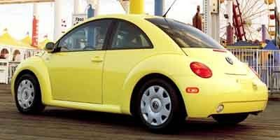 2001 Volkswagen New Beetle GLS TDi (Yellow)