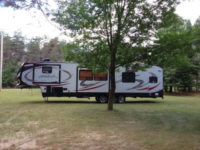 2015 Forest River VENGEANCE 398V