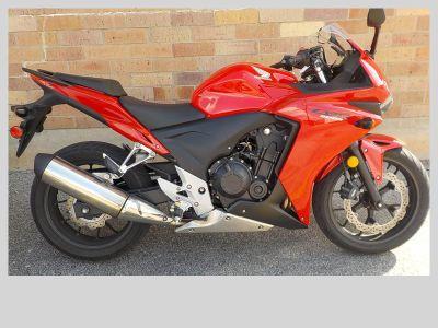 2013 Honda CBR 500R Sport Motorcycles San Antonio, TX