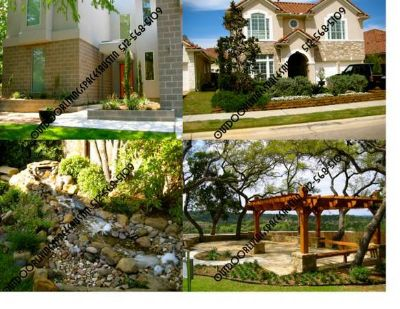 9193 Outdoor Living Spaces  Landscaping  Patios  (Austin)