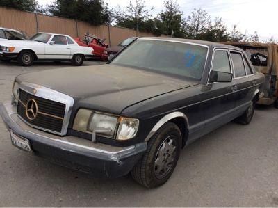 1990 Mercedes-Benz 420