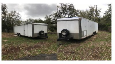24 Foot Enclosed Trailer - Pace Arrow