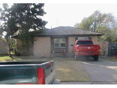 4 Bed 2 Bath Foreclosure Property in Amarillo, TX 79109 - S Lipscomb St