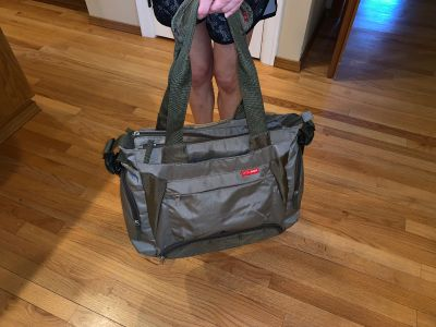Hop & Skip Diaper Bag