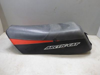 Find Arctic Cat 7998-027 COMPLETE Seat Assembly Red Black 2005 M5 M6 M7 #1 motorcycle in Kalispell, Montana, United States, for US $149.99