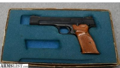 For Sale: Smith & Wesson ~ 41 ~ .22 LR