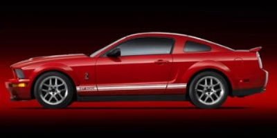2007 Ford Mustang Shelby GT500 (White)
