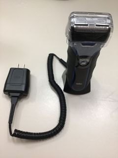 Braun 340s electric shaver. Free. Free.