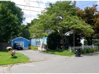 3 Bed 1 Bath Foreclosure Property in Brockton, MA 02302 - Howland St