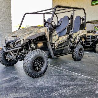 2018 Yamaha Wolverine X4 Sport-Utility Utility Vehicles Hickory, NC