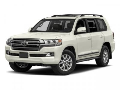 2018 Toyota Land Cruiser (CLASSIC SILVER METAL)