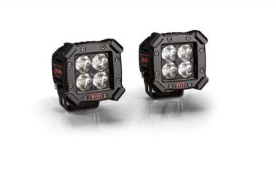 Purchase Warn 93925 WL Series; LED Off Road Flood Light motorcycle in Chanhassen, Minnesota, United States, for US $377.03