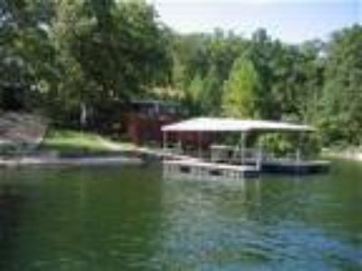 Secluded Lake of the Ozarks Cottage with Dock on Calm Water - Cottage