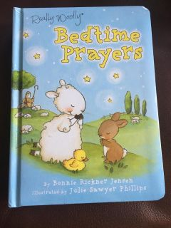 Bedtime prayers. Like new gift condition