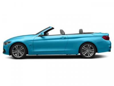 2019 BMW 4 Series 440i xDrive (Snapper Rocks Blue Metallic)