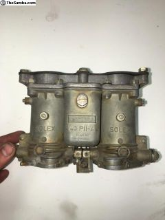solex 40 p11-4 porsche 912 carb (REDUCED)