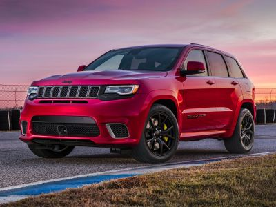 2019 Jeep Grand Cherokee Trackhawk (Red Line)