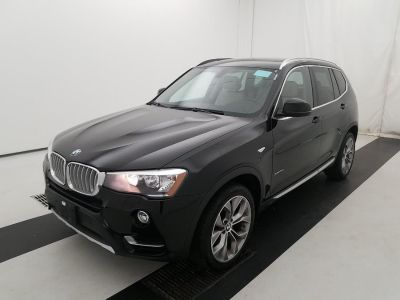 2016 BMW X3 AWD 4dr xDrive28i (Black)