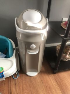 Babytrend Diaper Trash Can