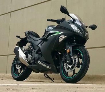 2016 Kawasaki Ninja 300 ABS Sport Motorcycles Plano, TX
