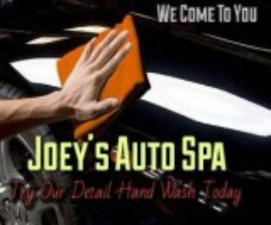 Joey s Auto Spa.. Detailing