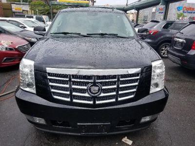 2010 Cadillac Escalade Luxury (Black)