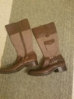 timberland woman's 7.5 boots