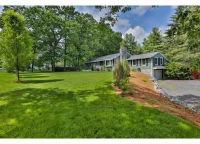451 Dunstable Rd TYNGSBORO, Open Concept Three BR ranch on