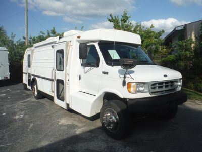 2001 Ford Commercial Vans