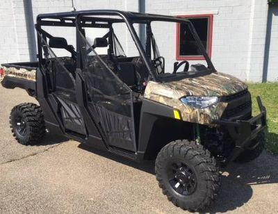 2019 Polaris Ranger Crew XP 1000 EPS Premium Side x Side Utility Vehicles Brilliant, OH