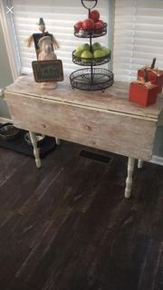 Drop table.Located in Lawrenceburg.Need gone