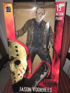 Jason collectible