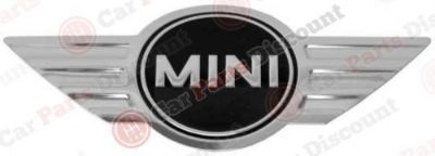 "Purchase New Genuine Emblem - ""MINI"" for Valve Cover, 11 12 7 594 876 motorcycle in Los Angeles, California, United States, for US $46.38"