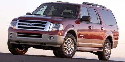 2007 Ford Expedition Limited (White Sand)